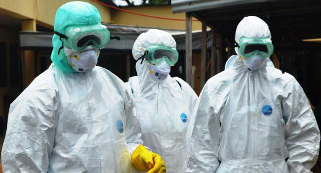 Nigerian Ebola Volunteers To Liberia Return With Complaints
