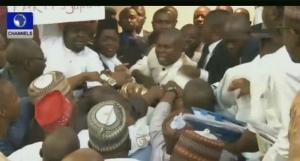 House-of-Representatives-in-Nigeria-fight-