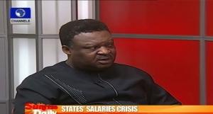 Debt Crisis: Governments Need Economic Expert - Nwosu
