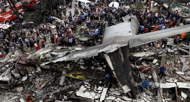 Indonasia-Military-transport-plane