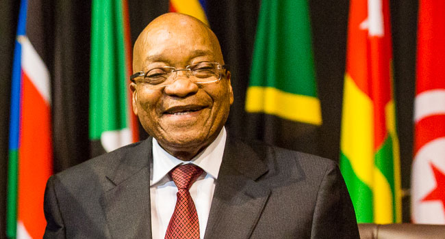 Jacob Zuma, South Africa