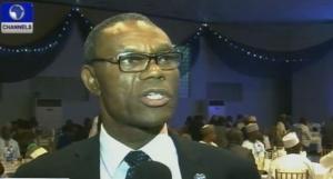 Joseph Ajienka Univeristy of Port Harcourt VC