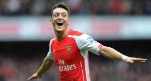 Arsenal, Ludogorets Razgrad, Mesut Ozil, Manchester United, Barcelona