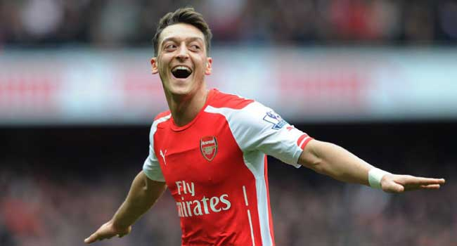 Wenger Knows Exactly How I Tick – Ozil
