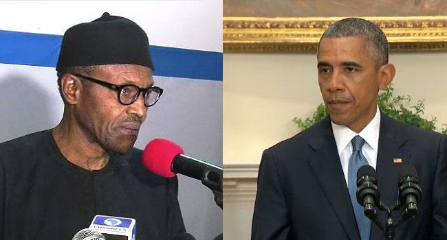 Buhari To Seek More Cooperation With U.S. On War On Terror
