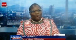 Ezekwesili