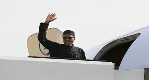buhari leaves for new york