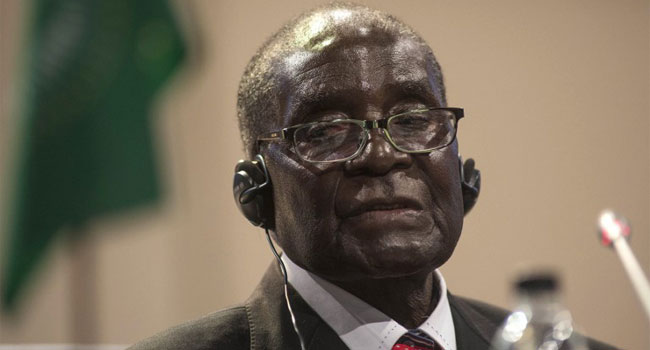 Zimbabweans Hold Anti-Mugabe Protests In Harare And Jo'Burg