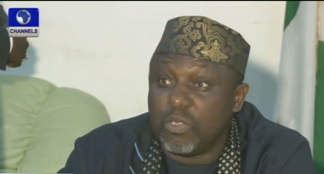 Okorocha Commends Court Judgement Affriming His Victory