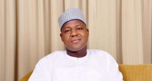 Yakubu Dogara speaker of house of representatives