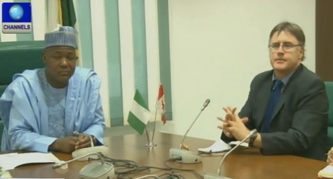 North-east Development: Dogara Seeks Aid From Canada, Bill Gates
