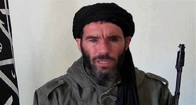 Top Islamist Mokhtar Belmokhtar 'killed' in US strike