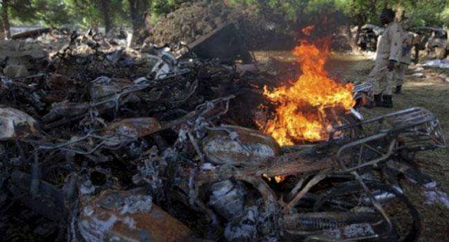 16 Killed In Monguno Blast, Borno Governor Reveals