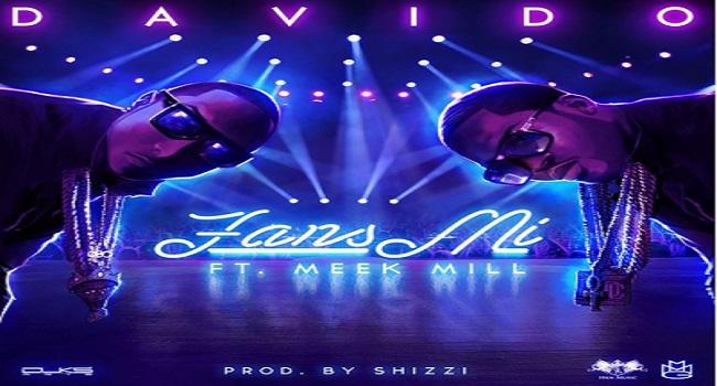 Davido Drops 'Fans Mi' Featuring Meek Mill