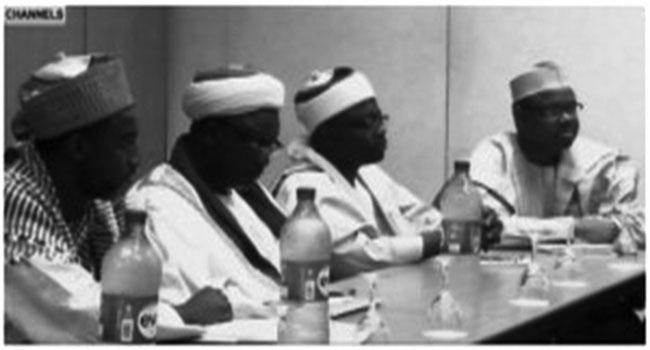 Religious Leaders Meet To Discuss Religious Peace In Nigeria