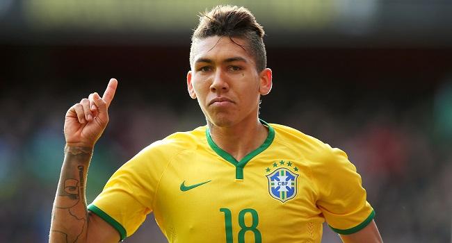 Brazilian Striker, Firmino, Joins Liverpool In £29m Deal