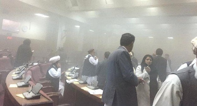 Taliban Attack On Afghan Parliament Ends