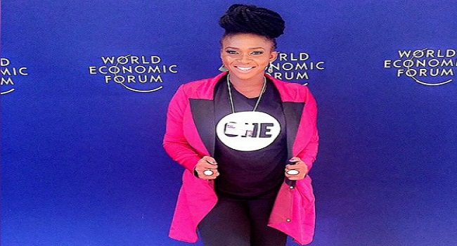 Waje, Omotola Jalade-Ekeinde Spotted At WEFA