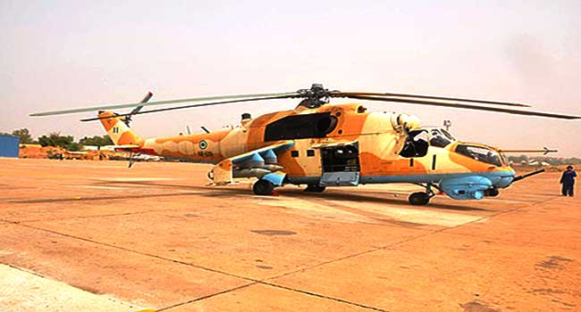 We Have Conducted 286 Airstrikes On Terrorists In One Month – Air Force