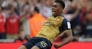 Arsenal, Alex Iwobi, Arsene Wenger
