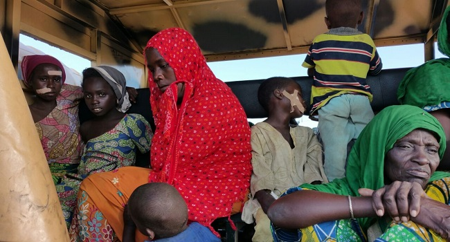 Troops Rescue At Least 30 Boko Haram Captives In Dikwa