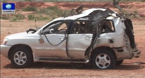Damaturu Checkpoint Explosion: Police Recover Unexplored Bombs