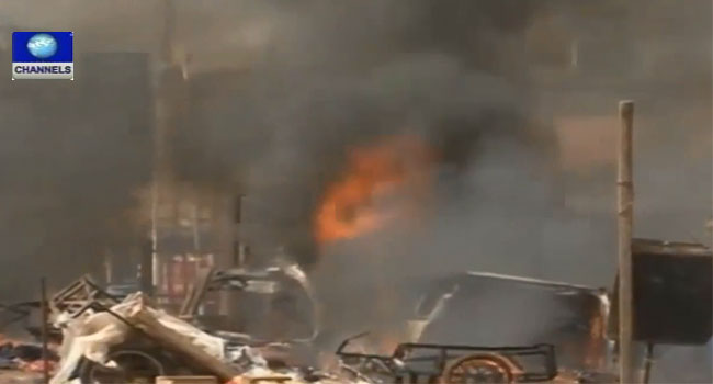 At Least 14 killed In Chibok Suicide Attack