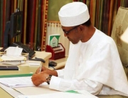Muhammadu Buhari, Owed Debt, States