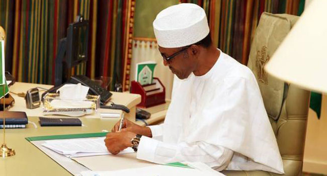 Buhari Replaces NCC Executive Commissioner, Others