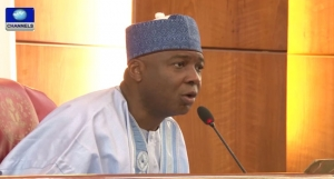 Dasuki's Trial Is Partial Indictment On National Assembly - Saraki
