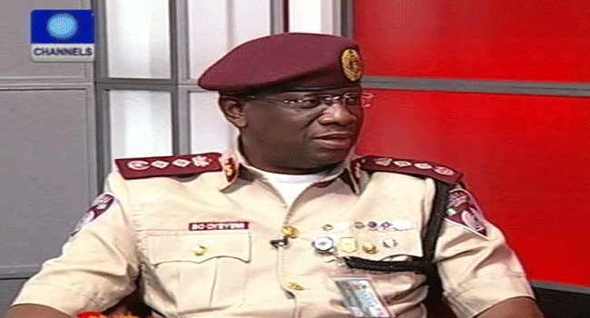 Lagos-Ibadan Expressway: FRSC Calls For Protection Of Road Users