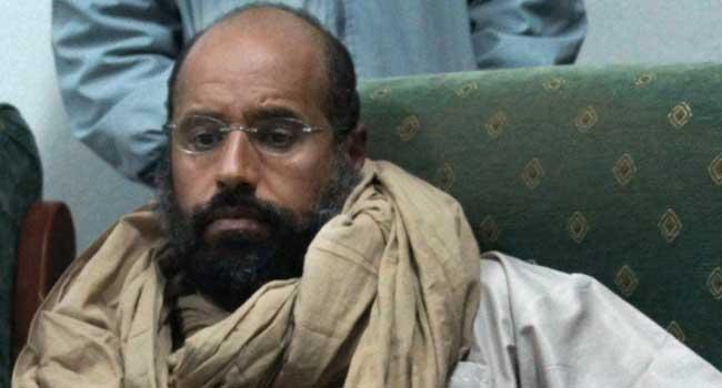 Gaddafi's Son Sentenced To Death