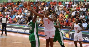 FIBA Africa Championship: D-Tigress Secure Second Win Over Madagascar
