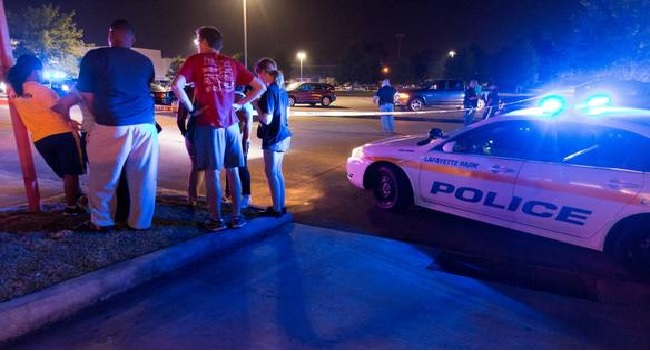 Gunman Kills Two, Injures Seven In Louisiana Cinema
