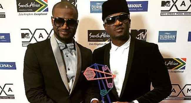 VIDEO: Peter Okoye Reveals Another P-Square Album Coming
