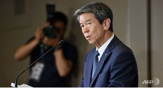 Toshiba CEO To Resign Over Accounting Scandal