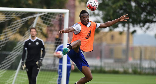 Mikel Obi Determined To Stay At Chelsea