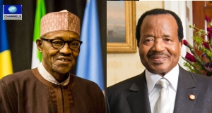 Muhammadu-Buhari-of-Nigeria-and-Paul-Biya-of-Cameroon