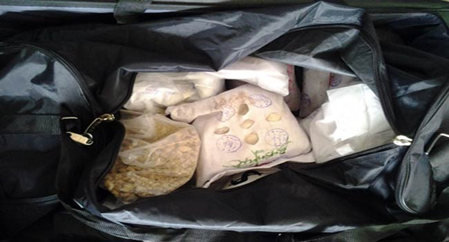 NDLEA Seizes 56.6kg Methamphetamine Drug For Export To Malaysia