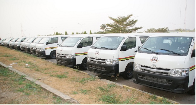 Transport Union Rallies For Peace In Oyo