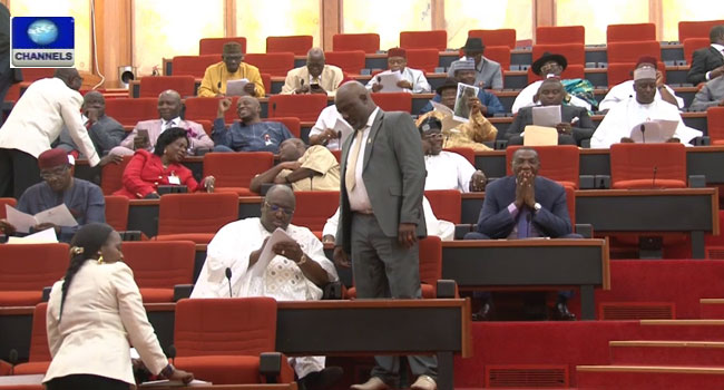 Senate Frowns At States' Failure To Pay Teachers' Salaries