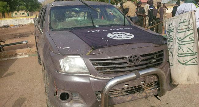 Boko Haram Terrorists Attack Convoy In Maiduguri