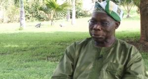 Olusegun Obasanjo on choice of successor