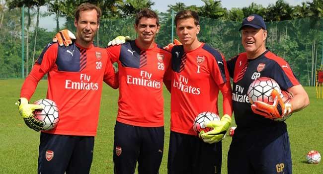 Cech Hails Arsenal Team Spirit