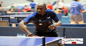 Segun Toriola, Olympic Games, Table Tennis
