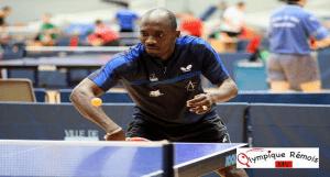 Segun Toriola, Olympic Games, Table Tennis
