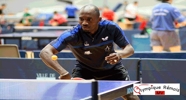 African Table Tennis Federation Honours Segun Toriola