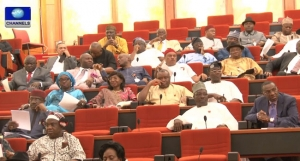 Senate on Treasury Single Account