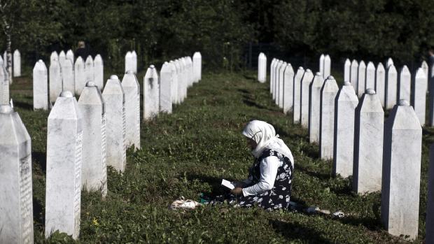 ... -Herzegovina to mark the 20th anniversary of the Srebrenica massacre