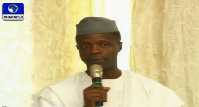 FG To Generate 5, 000 MegaWatts Of Power Before 2016 – Osinbajo